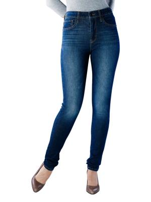 Levi's 721 High Rise Skinny Jeans up for grabs