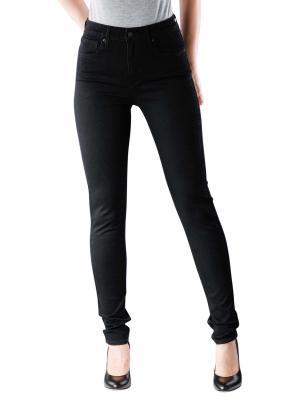 Levi's 721 High Rise Skinny Jeans long shot