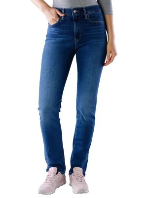 Levi's 724 Jeans Straight High decoy