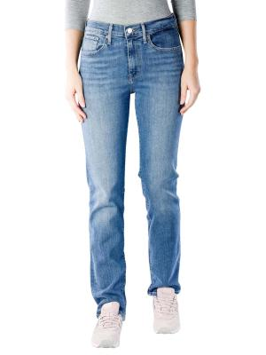 Levi's 724 Jeans High Straight second