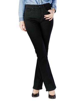 Levi's 725 High Rise Bootcut Jeans black sheep