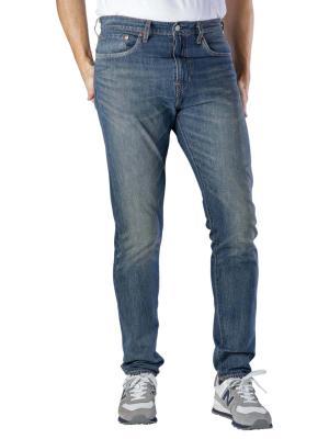 Levi's 512 Jeans  Slim Tapered cioccolato cool