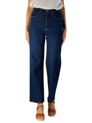 Levi's Ribcage Straight Jeans ankle lifes work