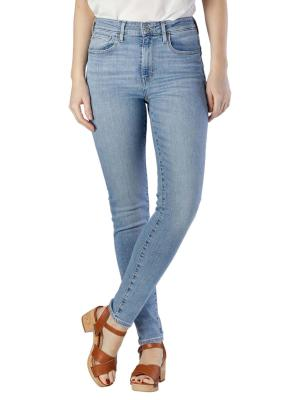 Levi's 721 High Rise Skinny Jeans have a nice day