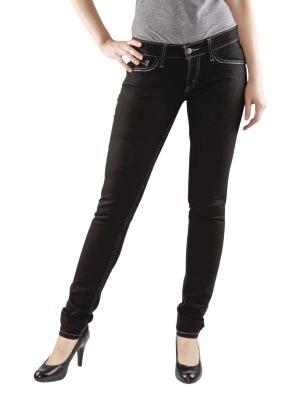 Levi's 524 Jeans black pressed