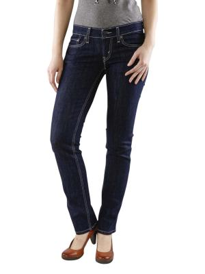 Levi's 524 Jeans straight simply blue