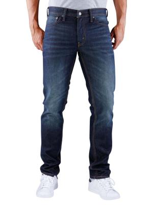Levi's 511 Jeans green splash