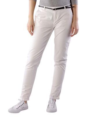 Maison Scotch Slim Chino Pants off white