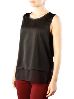 Maison Scotch Silky Feel Tank black