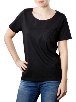 Maison Scotch  Basic T-Shirt black