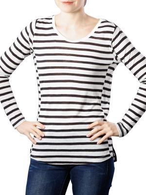 Maison Scotch Basic Relaxed Fit LS T-Shirt combo s