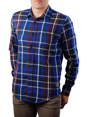 Scotch & Soda Multicolour Check Shirt 0219