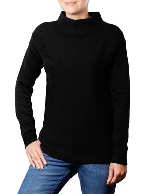 Marc O'Polo Pullover Long Sleeves Structure Mix black
