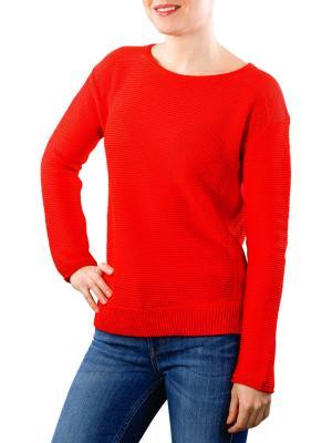 Marc O'Polo Pullover strong scarlet