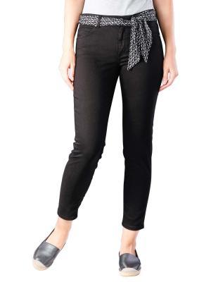 Marc O'Polo Lulea Slim Cropped Jeans black