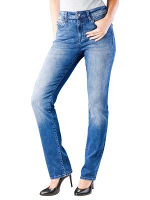 Mavi Kendra Jeans Straight indigo blue sateen stretch