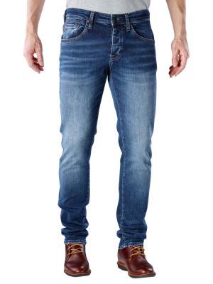 Mavi Yves Jeans Slim mid indigo comfort