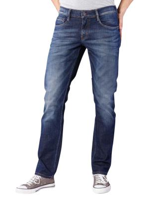 Mustang Oregon Tapered crinkle dark rinse