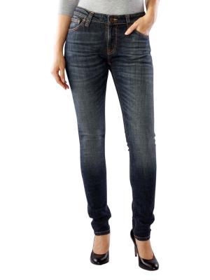 Nudie Jeans Skinny Lin blue motion