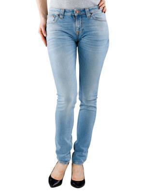 Nudie Jeans Skinny Lin blonde orange