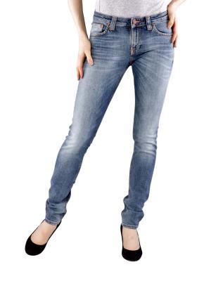 Nudie Jeans Skinny Sam Organic Spring blue