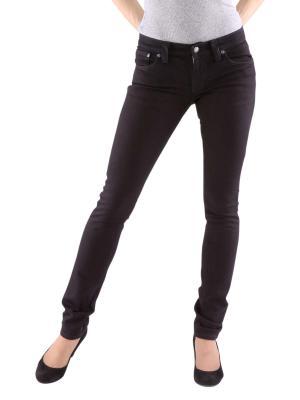 Nudie Jeans Tight Long John Black Black