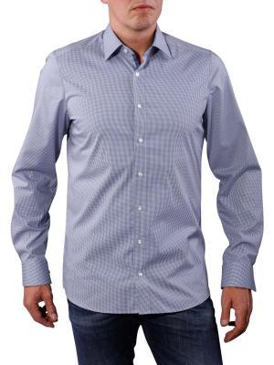 Olymp Shirt ls light blue