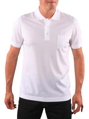Olymp Polo Shirt white