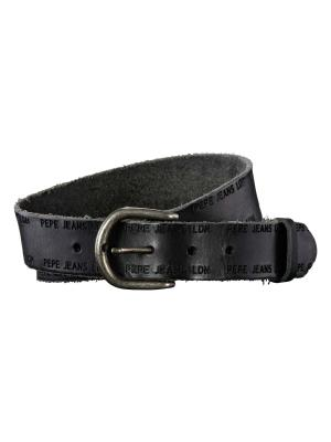 Pepe Jeans Delphi Belt Leather black