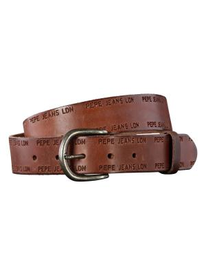 Pepe Jeans Delphi Belt Leather brown