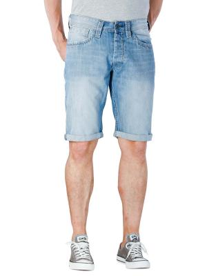 Pepe Jeans Cash Short medium used denim