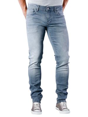Pepe Jeans Hatch Smoke Slim Fit fashion smokey blue