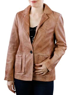 Pepe Jeans Ania Washed Leather cognac