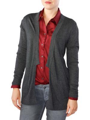 Pepe Jeans Mina Cotton Knit Viscose grey marl