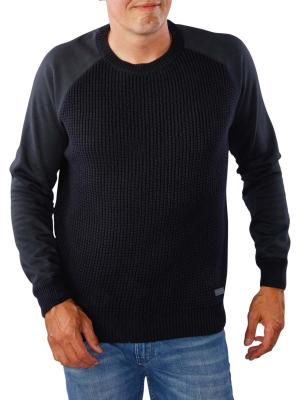 Pepe Jeans David Sweat Knit blue black