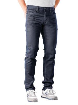 Pepe Jeans Zinc Slim 11 oz worn coated denim