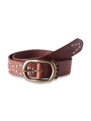 Pepe Jeans Cramberry Belt Leather tan
