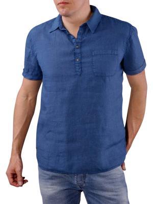 Pepe Jeans Kilda Vintage Linen Shirt sterling blue