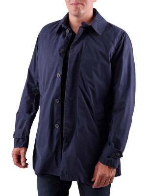 Pepe Jeans Hesse Carbon Peached Cotton Shirt navy