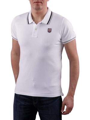 Pepe Jeans James Shoreditch Piqué white