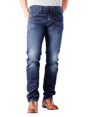 Pepe Jeans Zinc Slim 11 oz double indigo denim