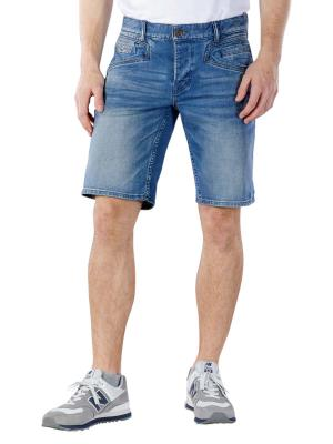 PME Legend Curtis Shorts blue denim sweat