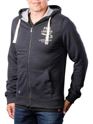 PME Legend Hooded Jacket brushed f