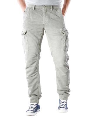PME Legend Engine Cargo Pant Cotton Linen grey