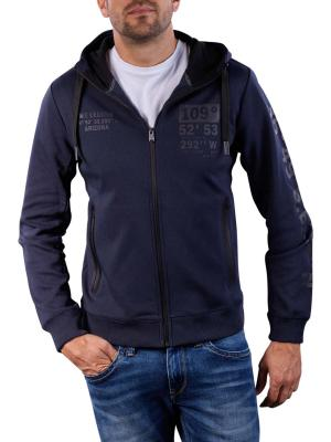 PME Legend Hooded Interlock Sweater eat