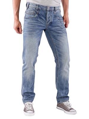 PME Legend Commander Jeans washed blue