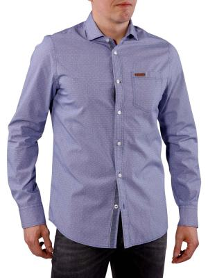 PME Legend Windsor Shirt Twilight blue