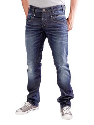 PME Legend Bare Metal Jeans dark shadow denim