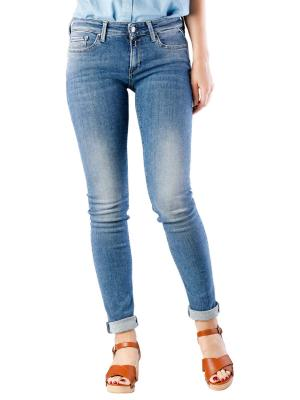 Replay Luz Jeans mid blue denim