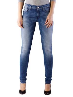 Replay Luz Jeans Skinny Hyperflex stretch denim blue